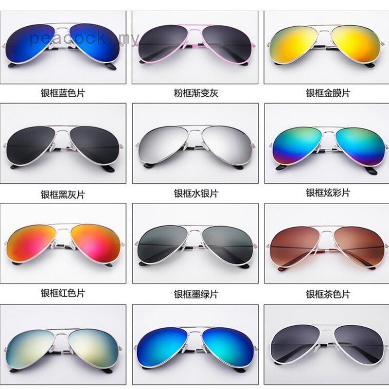 58c399255 Retro Polarized Sunglasses Women Luxury Designer Mirror Coating Sun Glasses  Man Driving Sunglass | Shopee Malaysia