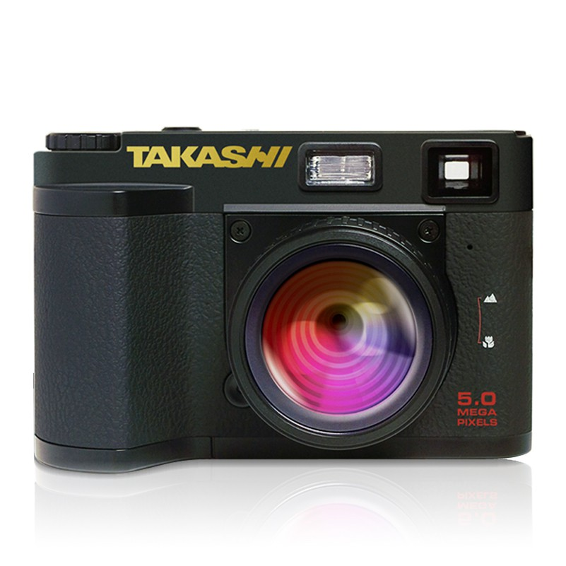 กล้อง takashi F 521 Digital Camera with 5.0 Mega