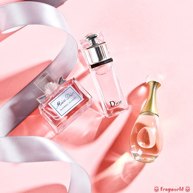 Gift Set Perfume Christian Dior 3 In 1 To 30mL