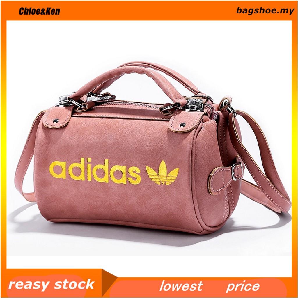 ✅C&K Ready Stock Adidas Women Retro Shoulder Bag Handbag