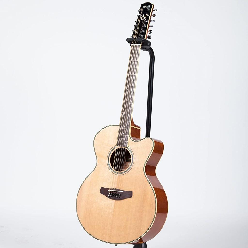 Yamaha CPX700II-12 42 Medium Jumbo Solid Spruce Top Acoustic Electric Guitar