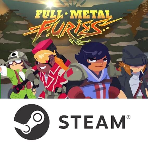 Full Metal Furies [ PC - Steam ]