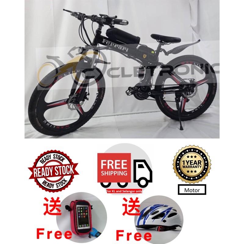 [Ready stock]Cycletronic E-Bike Mountain Bike Series MT-01