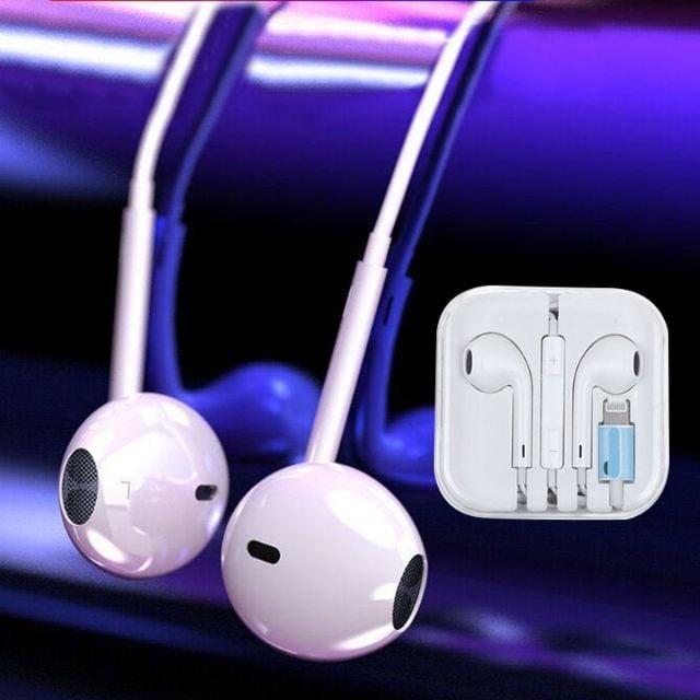 Lightning Earphones Earpods Pop up window for iPhone 11 ixr xr xs Max 7 8 Plus 10 X Bluetooth Lightning Headset iPhone