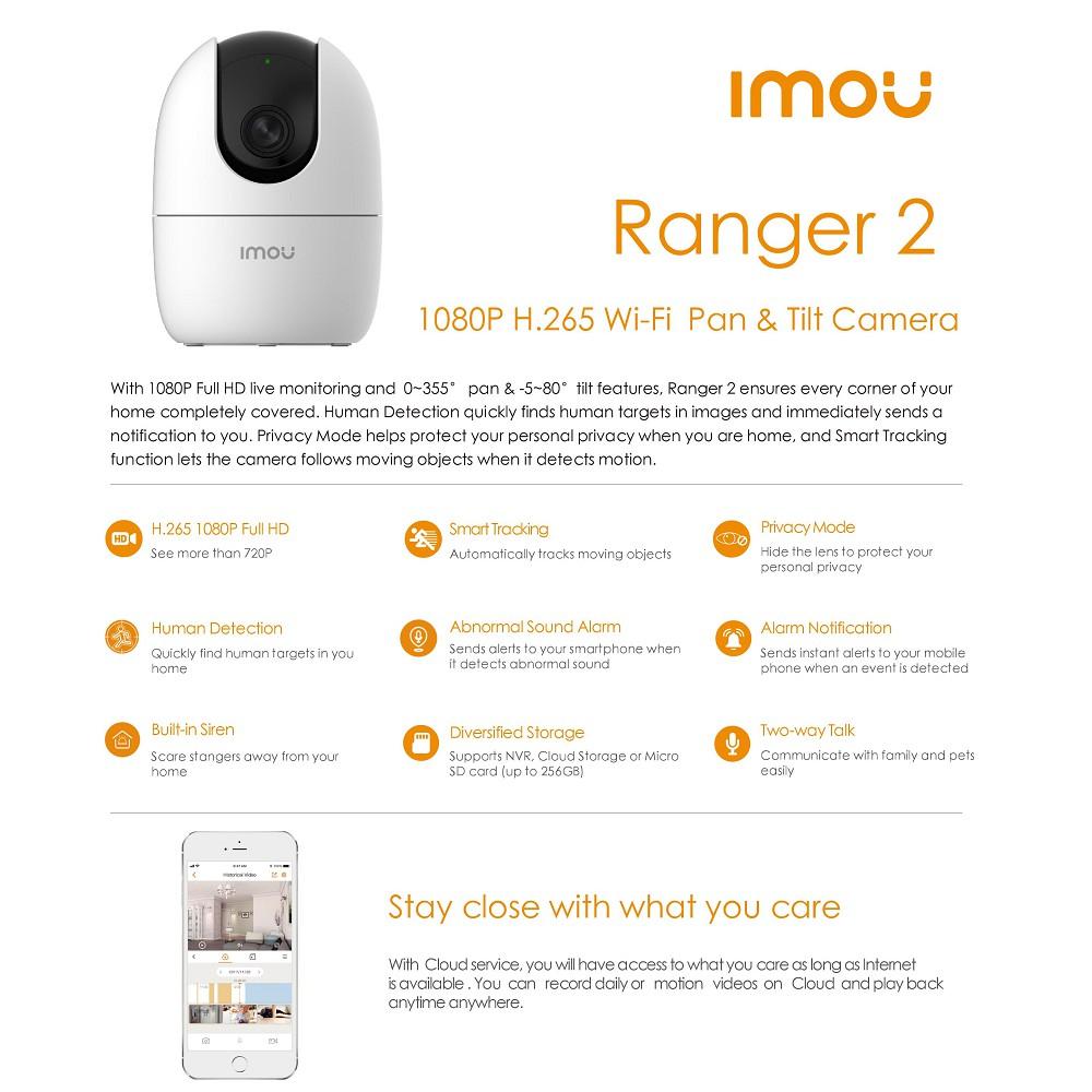 Image result for IMOU RANGER 2 CCTV