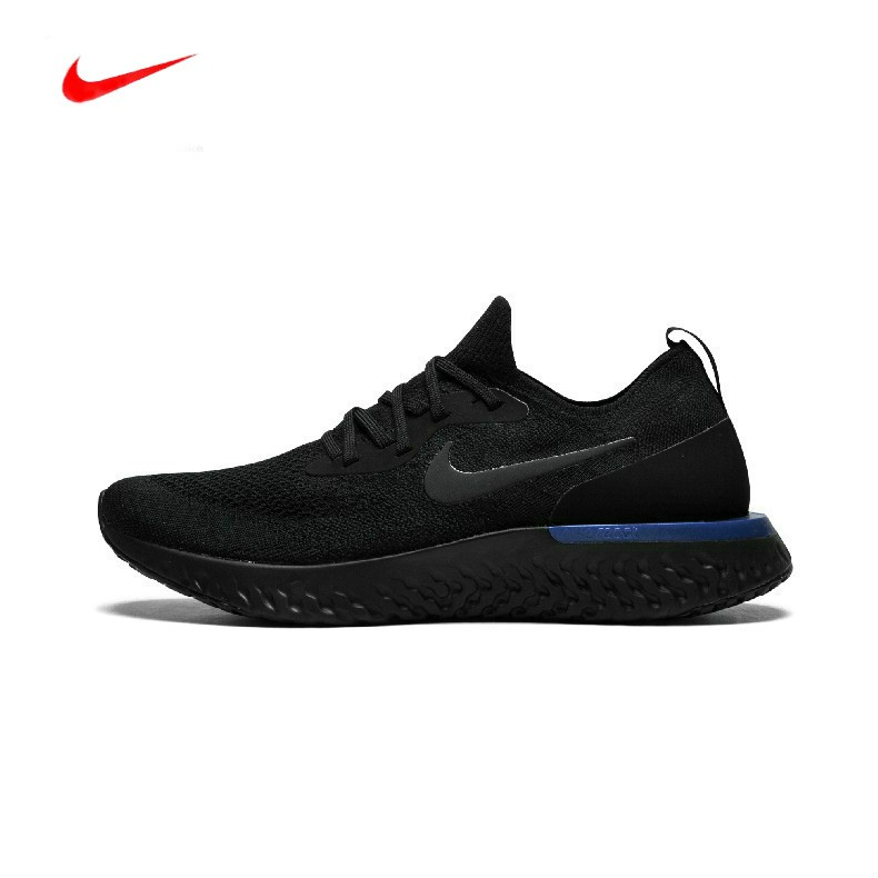 ebed3a6975b803 Nike Epic React Flyknit 9 Colors Men s Women s Sneakers Sport Running Shoes