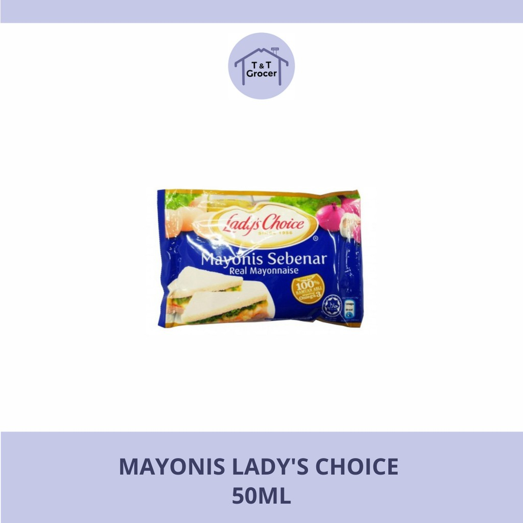 Lady's Choice Mayonis (50ml)