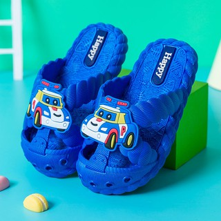 Beach Lovely Slipper Shoes Kids Sandals Bathroom Flip Flops Gift Duck Boy Girl