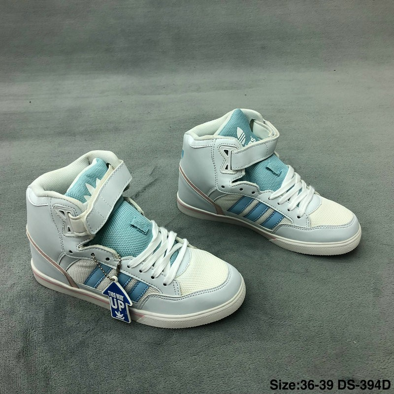 original Adidas EXTABALL W High top Fashion Trends Casual Shoes Sneakers