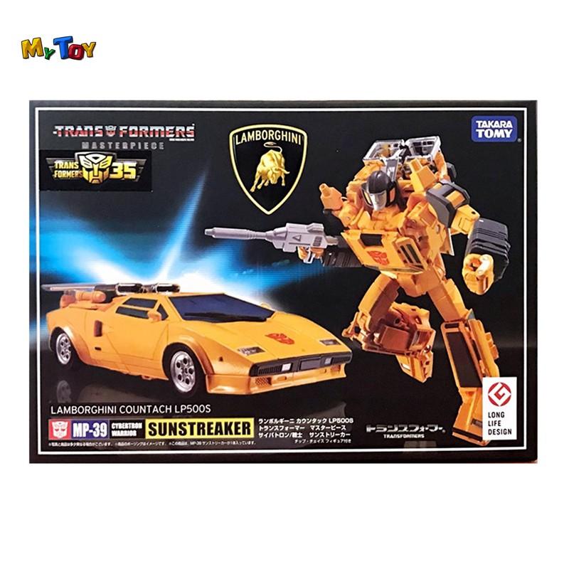 Takara Tomy Transformers Masterpiece MP-39 Sunstreaker Reissue