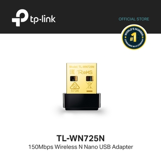 TP-Link TL-WN725N Nano Size Wireless N150 USB Wifi Adapter | Shopee