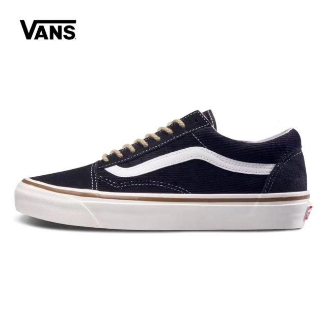 10bcaf6b027 Vans Suede Vintage Military Authentic 138 Corsair Blue Men Sneaker Shoe