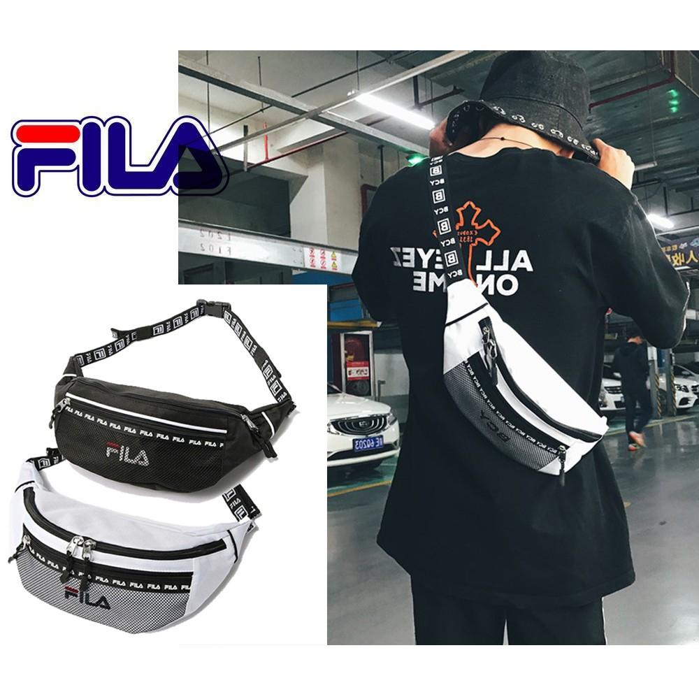 7c39994494 FILA ORIGINAL women men shoulder bag waist chest bag | Shopee Malaysia