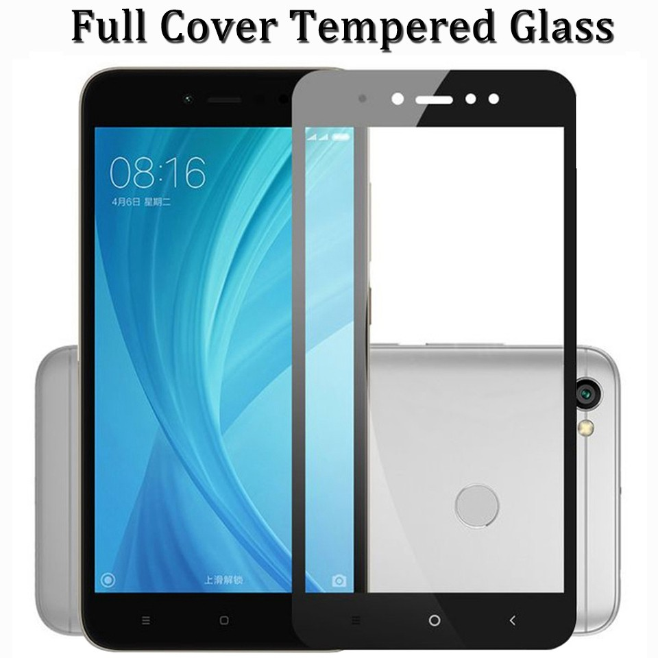 Full Coverage Tempered Glass Screen Protector Film For Oppo R9s F1 My User Plus Clear F1s A37 Shopee Malaysia
