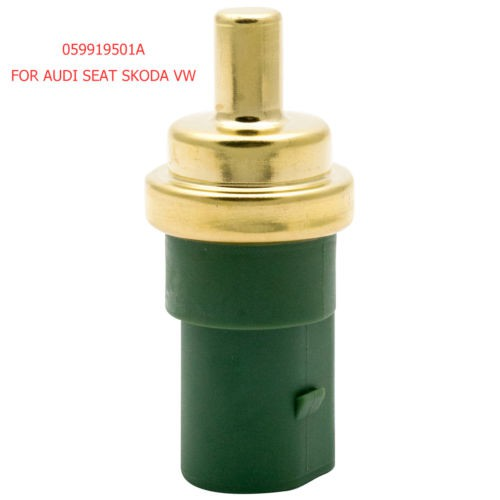4 pin Water Coolant Temperature Gauge Sensor 059919501A Temp Sender Clip For Car