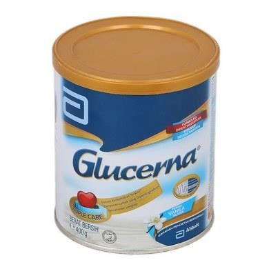 Glucerna Triple Care Milk Powder Vanilla 400G