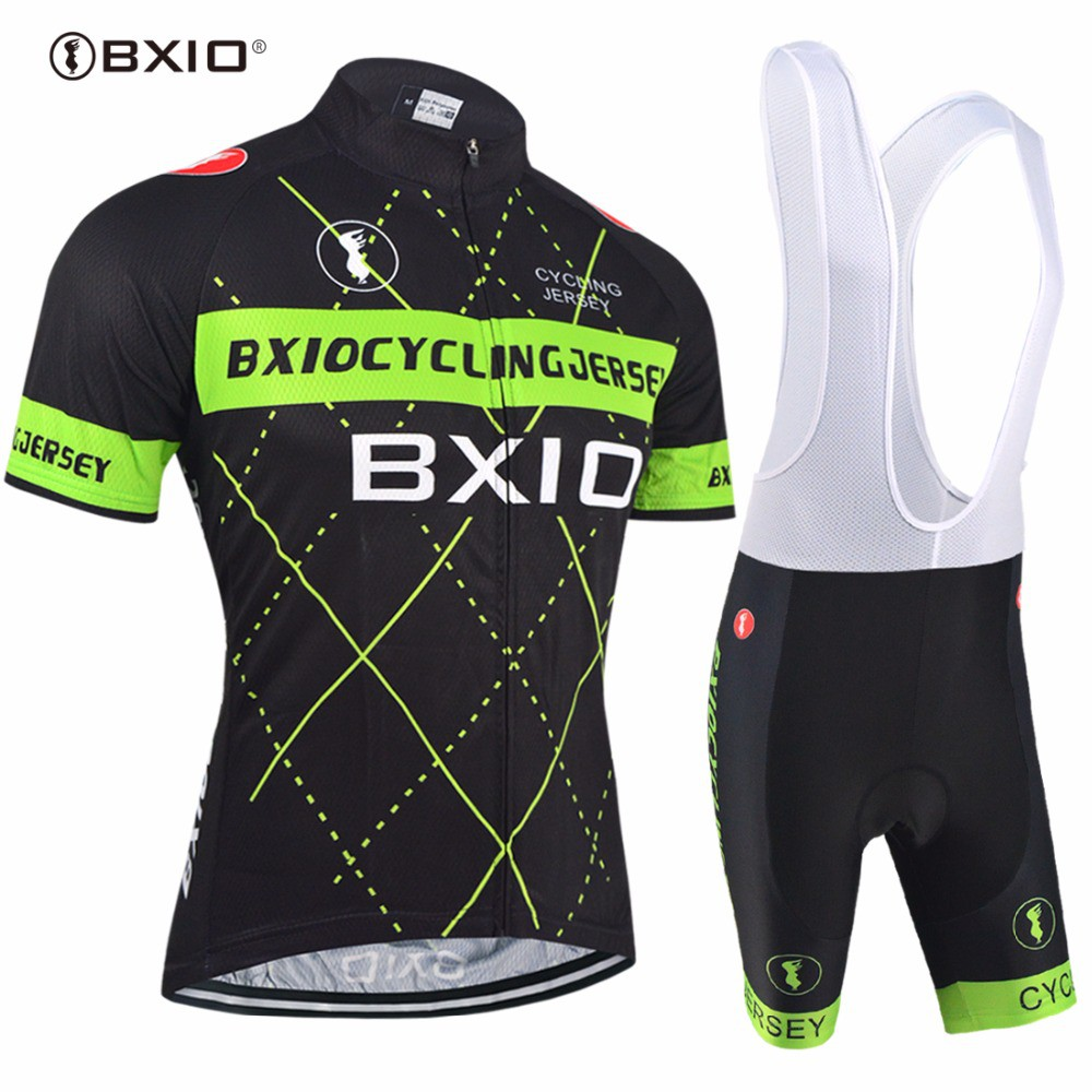 da4f5625f Cycling Pro Team Anti-Pilling MTB Bike Sets Men Ropa Ciclismo Sport Wear  Set