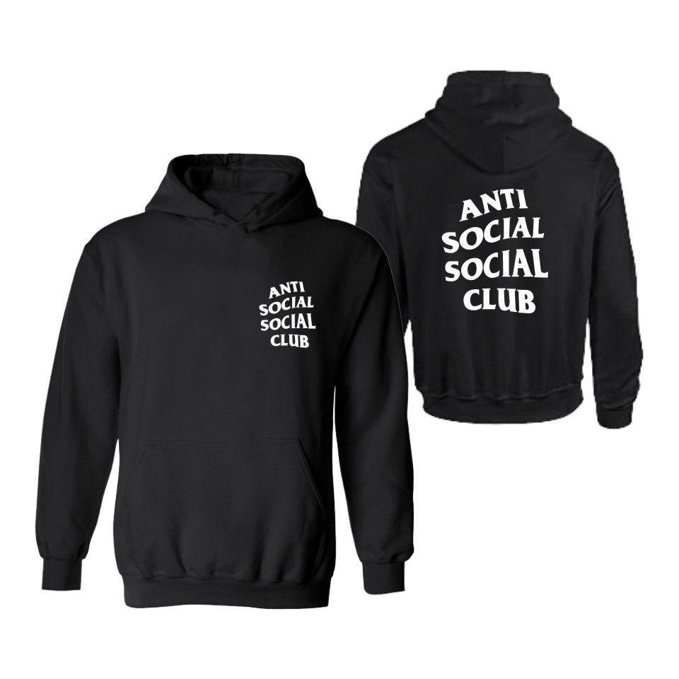 e2631f81e949 AntiSocial Social Club Hoodie Anti Social Club Hooded Sweatshirts ...