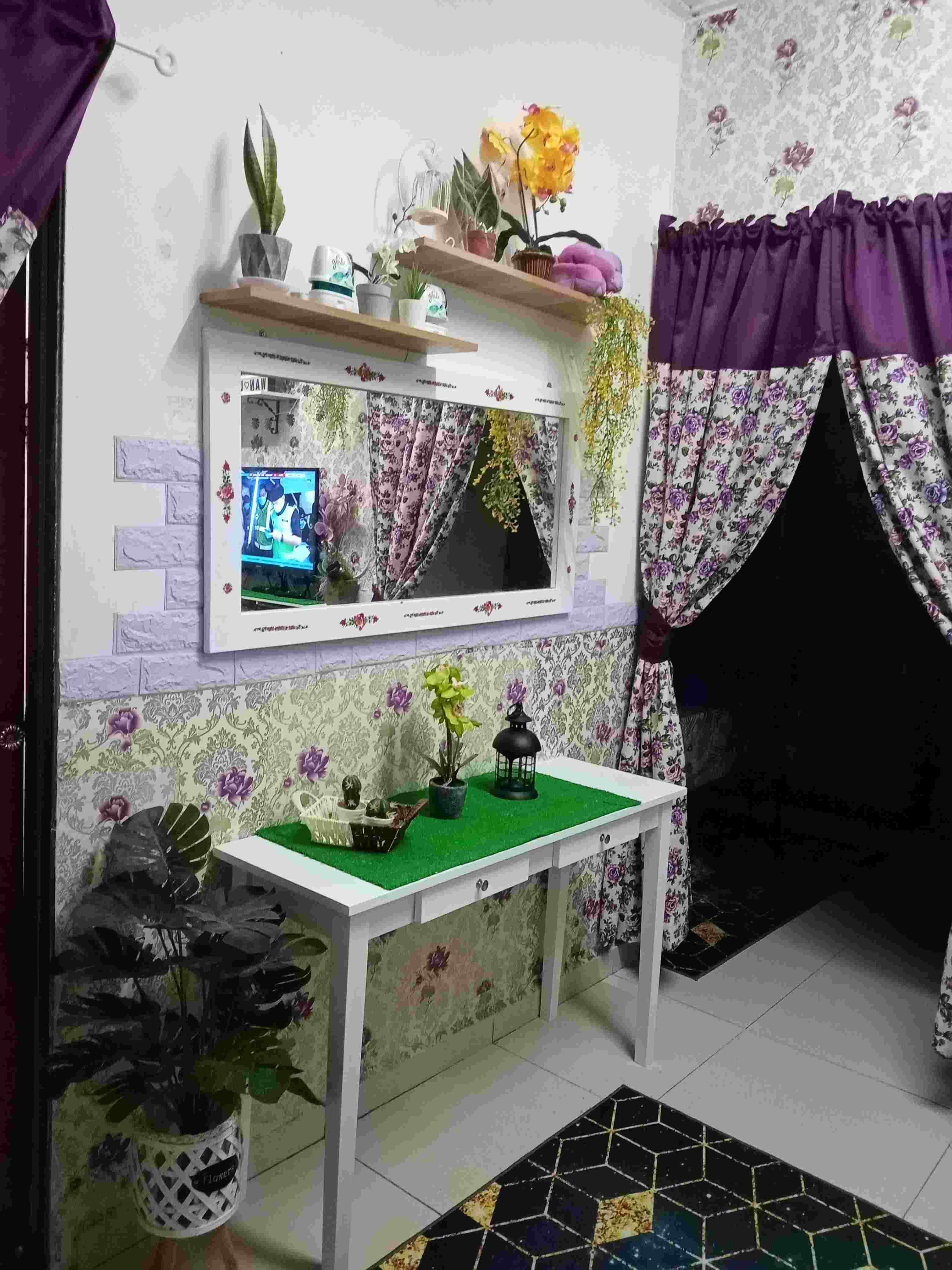 READY STOCK Console Table Dining Computer Work Dressing ...