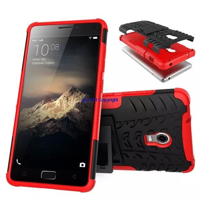 new products e2927 2f43c Lenovo VIBE P1 armor case casing cover