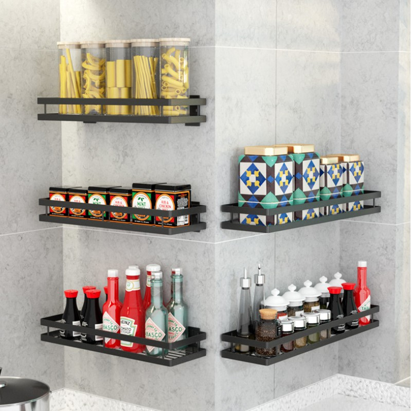 Spice Rack Wall-mounted [Ready Stock]
