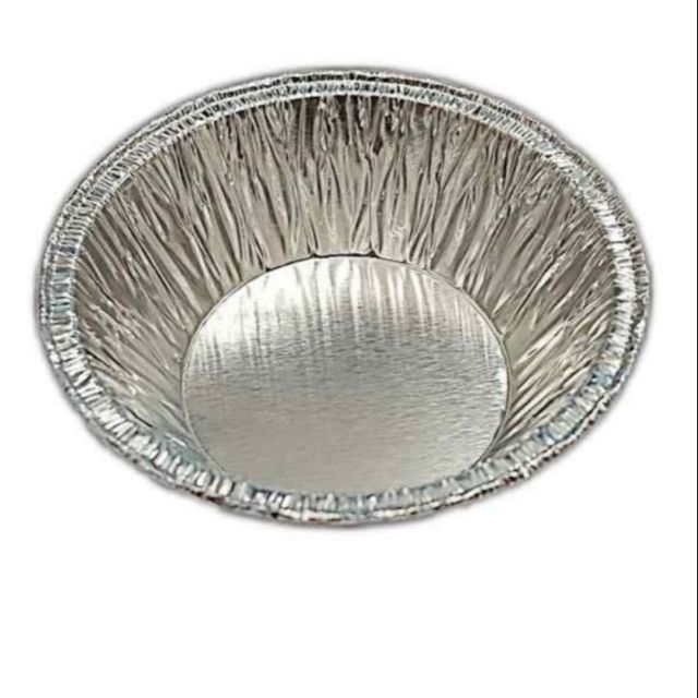 8/ 10.5CM (12pcs) Aluminium Mince pie Foil/ Pie Foil/ Disposable Foil Pie Dish