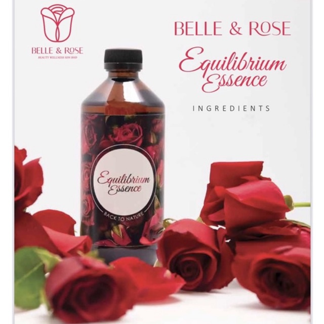 Belle & Rose Equilibrium Essence    (Buy 1 FREE 1)