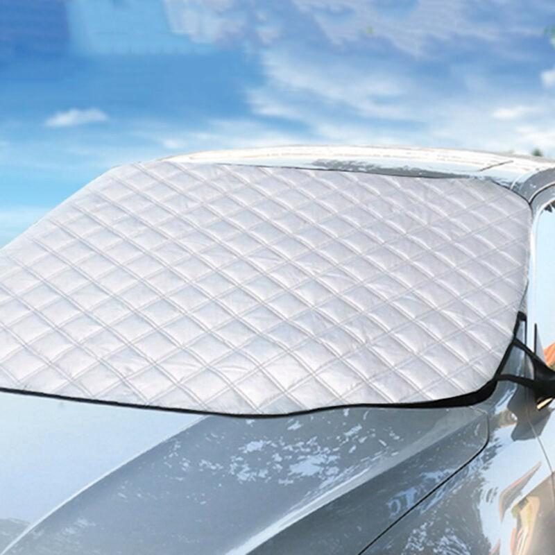 Car Windscreen Cover Ice Frost Snow Dust Protector Car Sun Shade Screen Guard UK