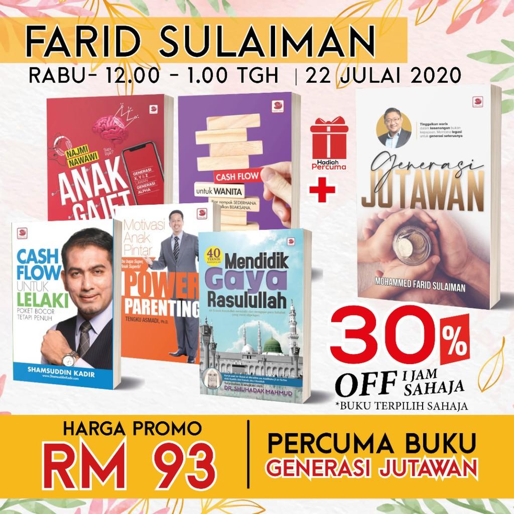 Kombo Generasi Jutawan - Farid Sulaiman