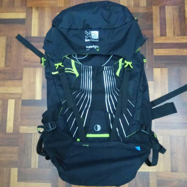97808dca92d Karrimor Superlight air 35L backpack   Shopee Malaysia