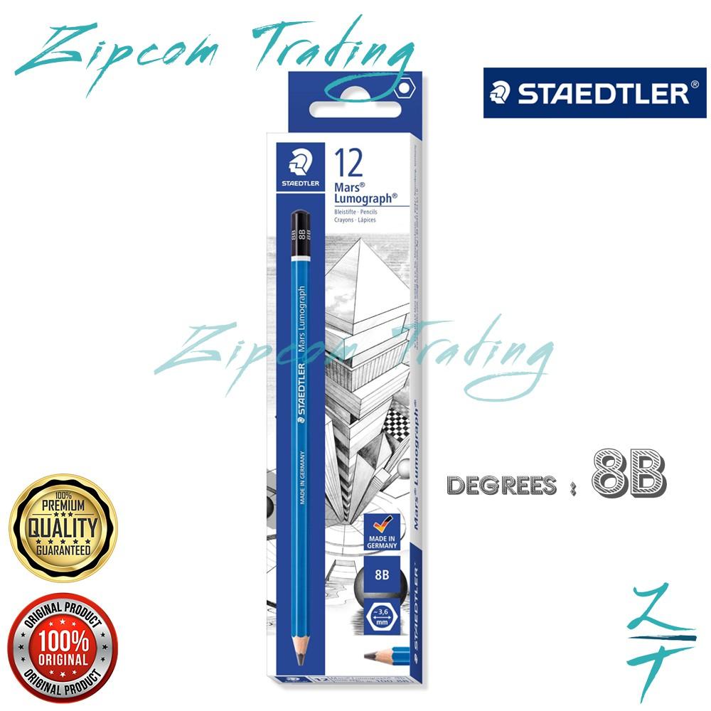 STAEDTLER Mars Lumograph 100 Premium Quality Pencil