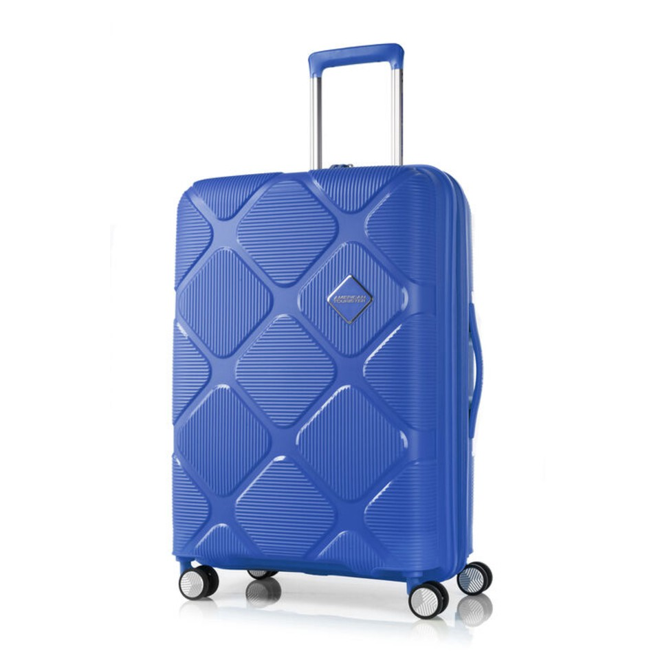 American Tourister  INSTAGON  SPINNER 69/25 EXP TSA-IMPERIAL BLUE