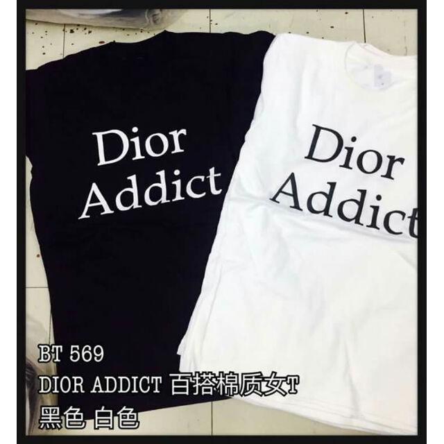 BT569 DIOR ADDICT T-Shirt
