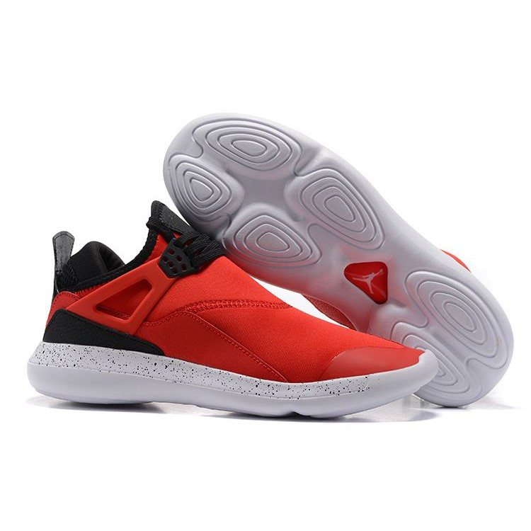separation shoes e0820 7c0ed Jordans 4 Retro Jordan Fly 89 Come in Fire Red-Black Edition  Shopee  Malaysia
