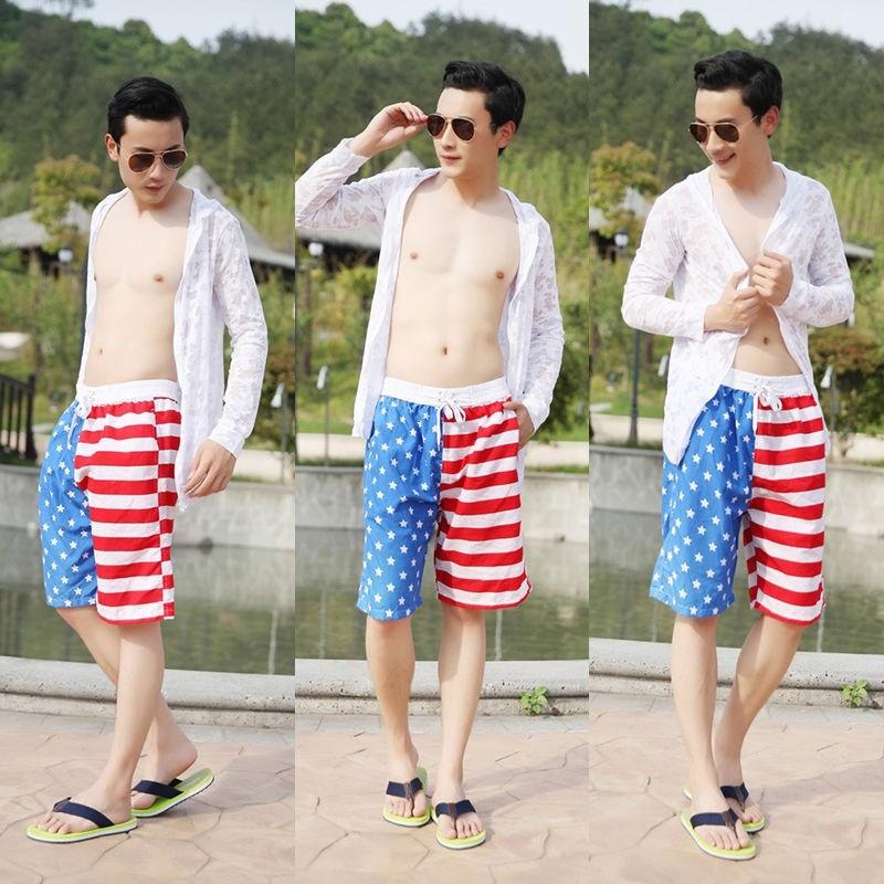 Men Summer Casual Shorts