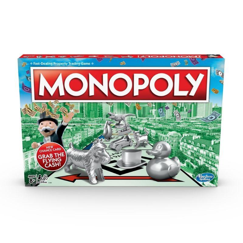 Monopoly Classic Board Game [100% Original]