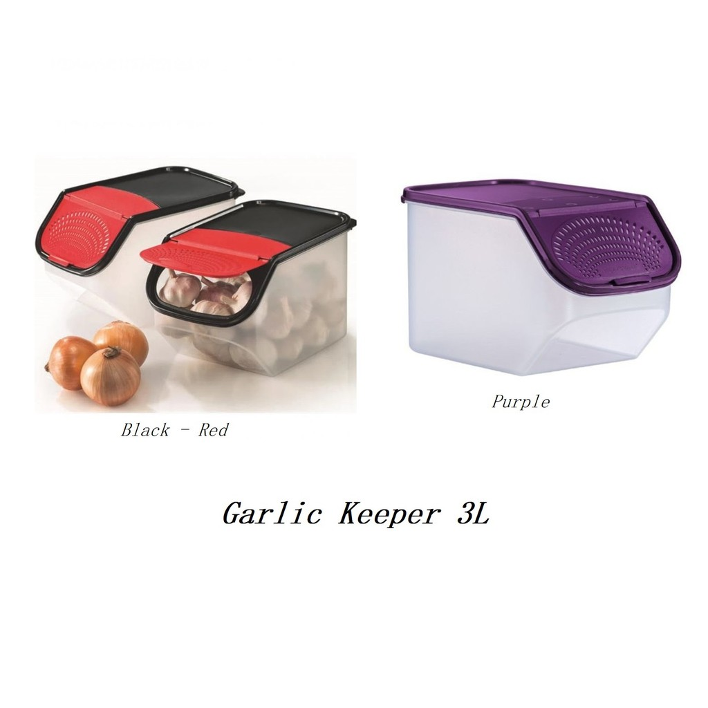 Tupperware Garlic Keeper 3.0L