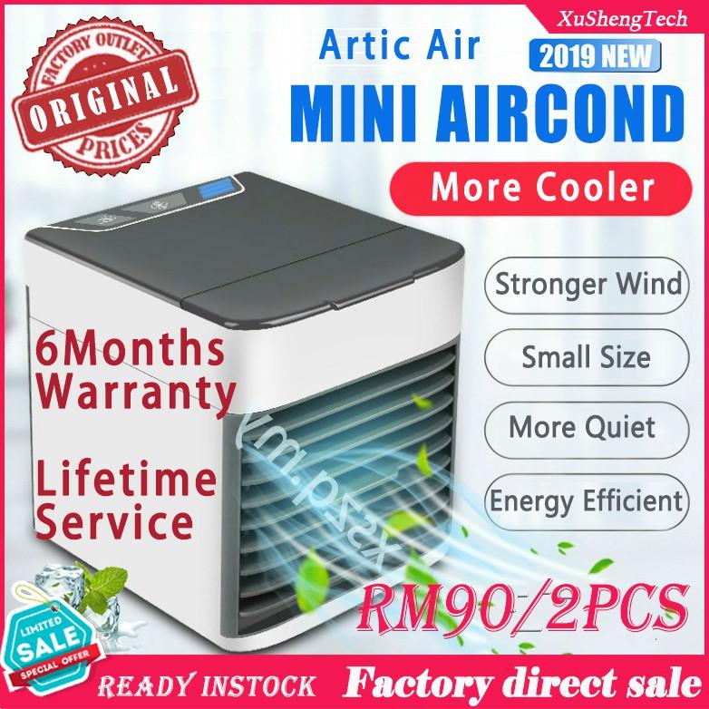 🔥HOT🔥2019NEW Mini Aircond Cooler Air Mini Conditioning Mini Fan Mini Fan  Fans Portable Fan Humidifier