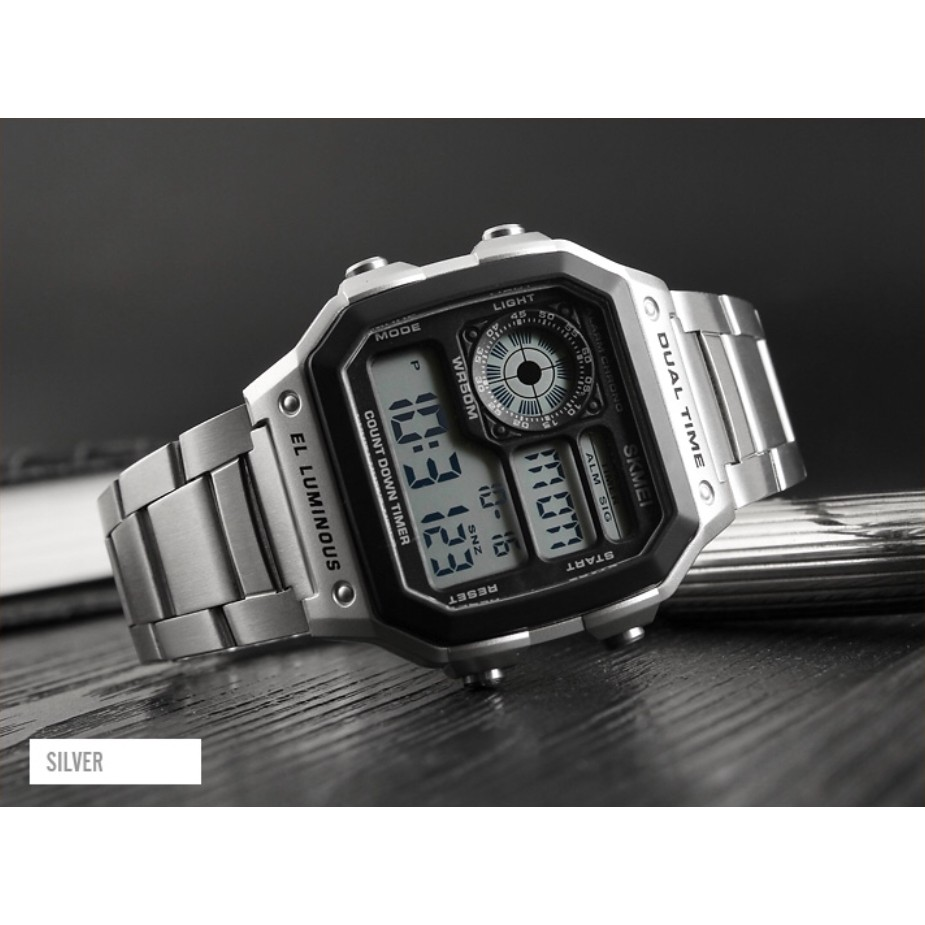 [LOCAL SELLER] SKMEI 1335 Digital Watch