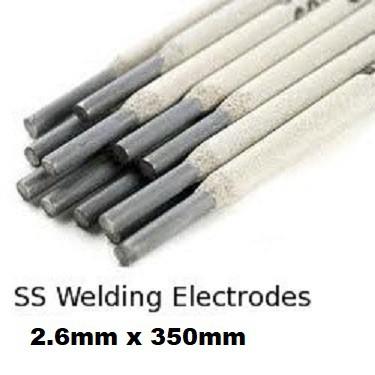 XEROD 5KGs Stainless Steel SS316L Welding Rod (2.6mm/3.2mm)