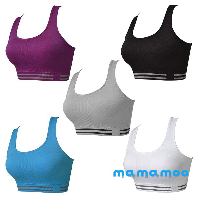 e7e6d7e4efc33 Seamless Leisure Comfy Crop Top Vest Sports Bras Women Gym