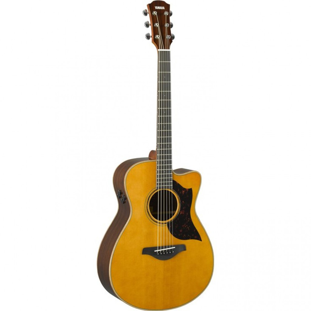 Yamaha AC3R ARE Concert Cutaway Acoustic-Electric Guitar