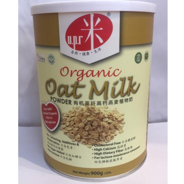 Organic Oat Milk (900g) 有机高高纤高钙燕麦植物奶