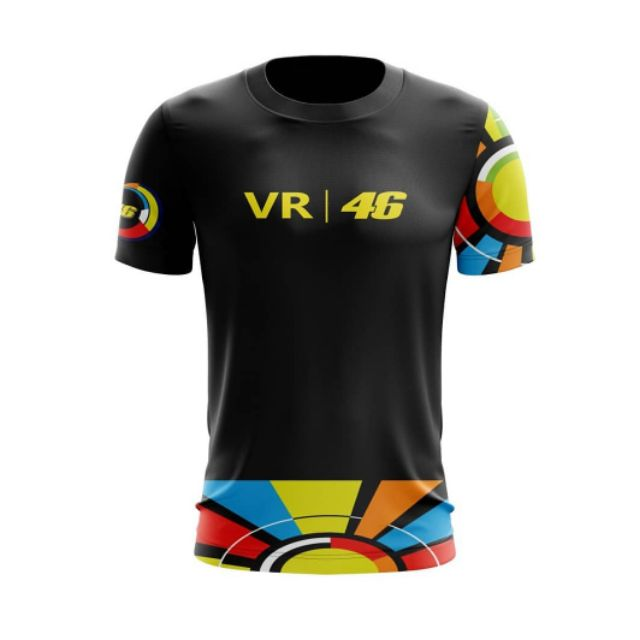 1dfabe27f Valentino Rossi VR46 The Doctor MOTO GP Racing 100% Cotton T-Shirt MENS |  Shopee Malaysia