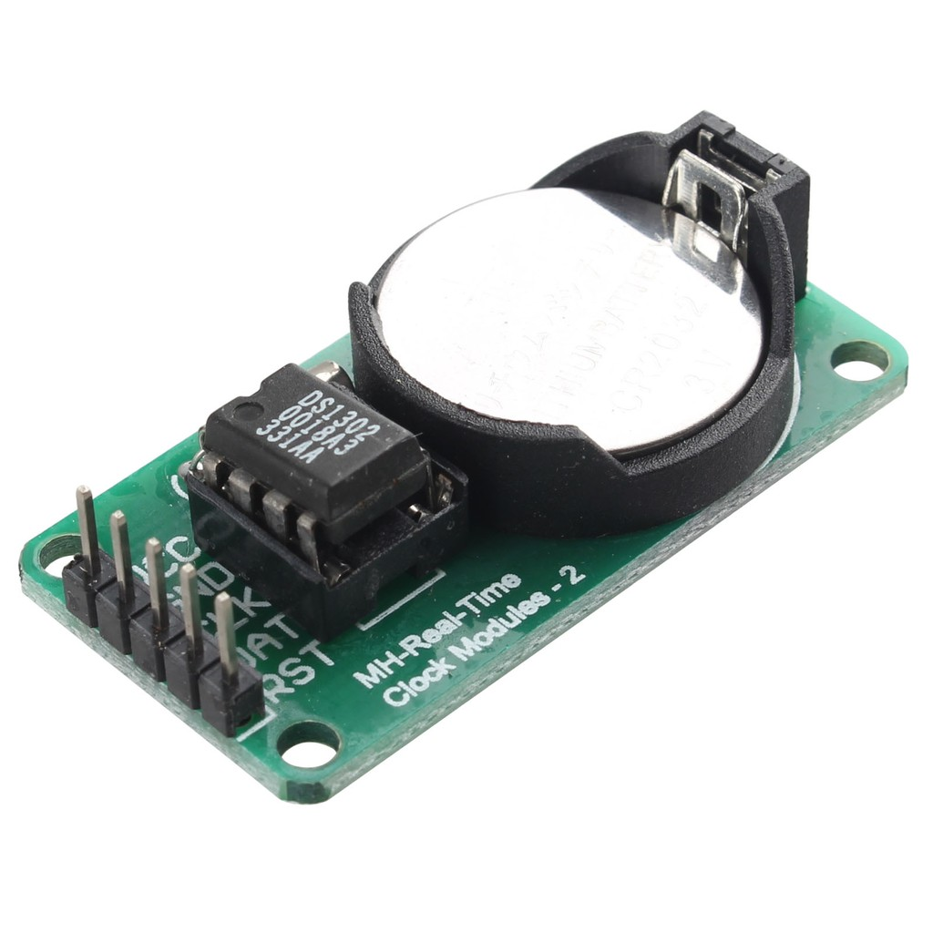 Arduino I2C RTC DS1307 AT24C32 Real Time Clock Module For AVR ARM PIC | Shopee Malaysia