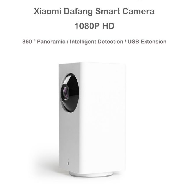 Original Xiaomi mijia dafang da fang cctv smart camera