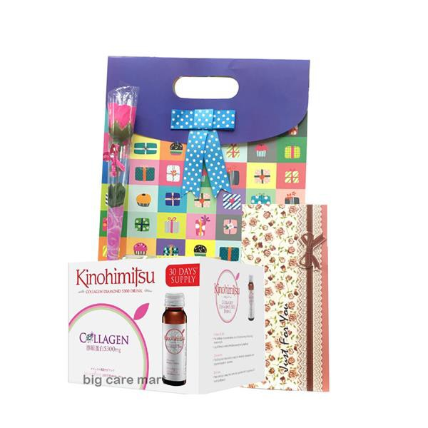 Mothers Day Gift Kinohimitsu Collagen Diamond & Rose
