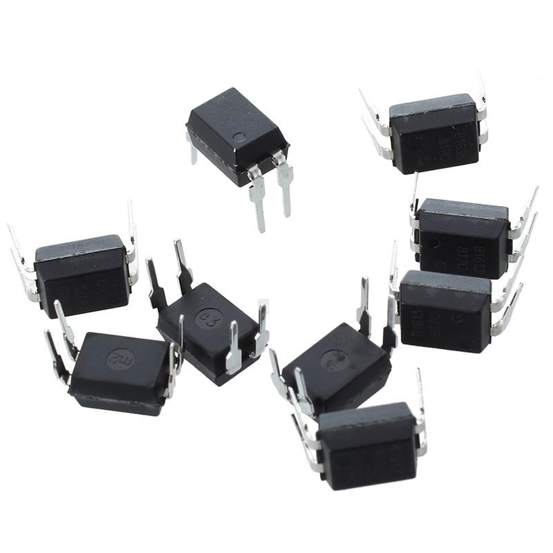 10x DIP 4 817c Optokoppler IC GY 5x