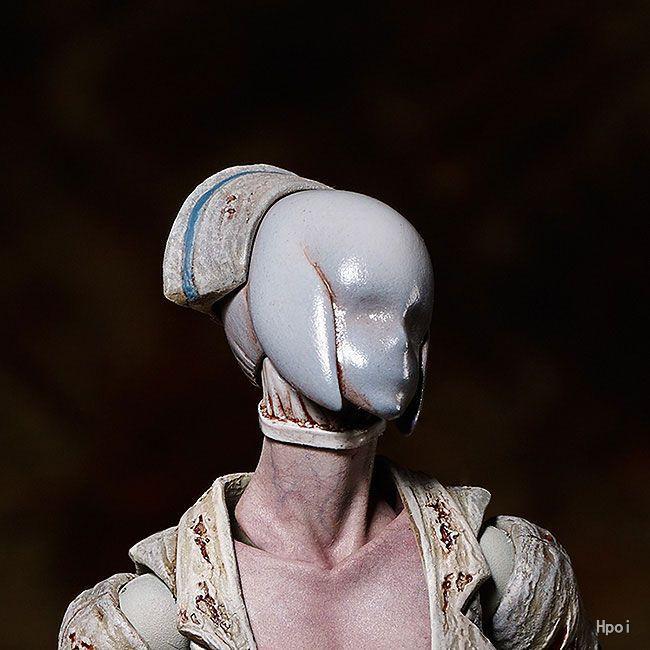 SILENT HILL 2//FIGURA BUBBLE HEAD NURSE 14 CM-ANIME FIGURE FIGMA #SP-061 IN BOX