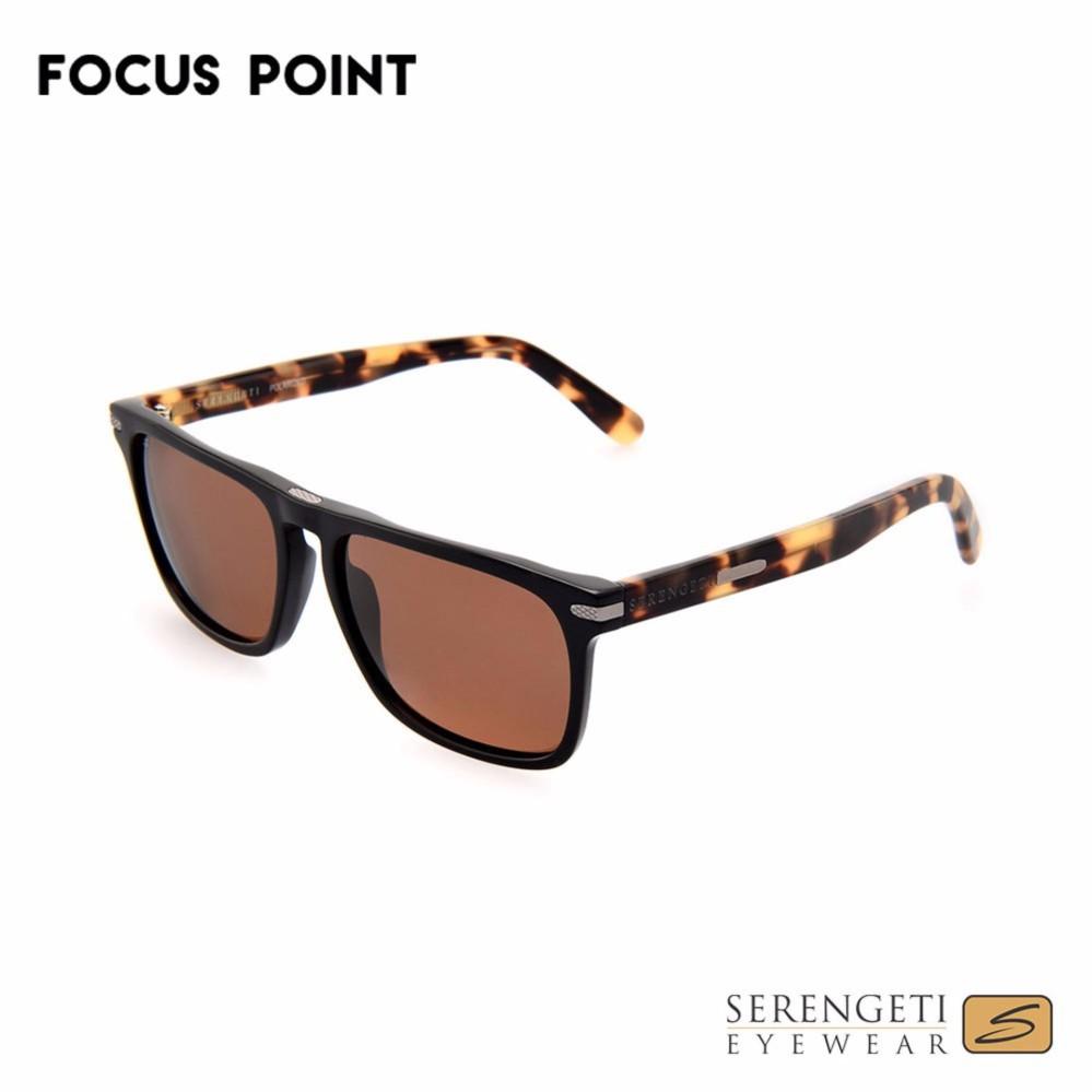 9bc266841bdc Serengeti Carlo 8323 Polarized Sunglasses - Black/Tortoise   Shopee Malaysia